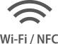Rozhranie Wi-Fi/NFC